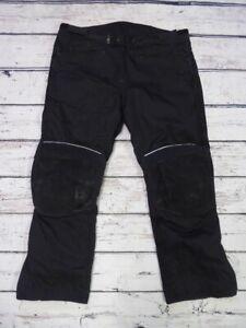 Hein Gericke - Men's Black Motorcycle/Motorbike Trousers
