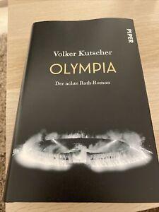 Olympia von Volker Kutscher (2020, Gebundene Ausgabe ) Top