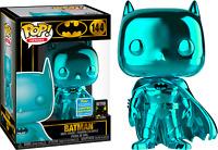 Batman - Batman Teal Chrome SDCC 2019 US Exclusive Pop! Vinyl