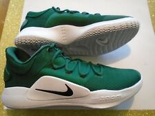 New Nike Hyperdunk X Low TB Men's Size 13.5 Basketball Shoes Green AT3867-301