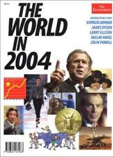 """The """"Economist"""" World in 2004-Economist"""
