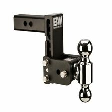 "B&W HITCHES TS20037B Tow & Stow Dual-Ball Hitch 2""- 2 5/16"" With 2.5"" Shank"