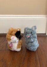 American Girl Doll Cat - Praline Pet Set, and Ginger Calico Pet set
