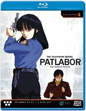 Patlabor TV Series Collection 4 BLURAY (814131013842)