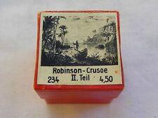 Rollfilm 234 aus DDR-Zeiten - Robinson Crusoe 2.Teil - Fehrmann Strahlbild -0029