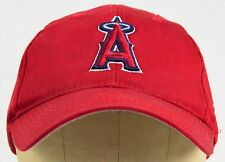 Anaheim Angels MLB Embroidered Red Baseball Ball Cap Hat Hendrik #3 Kids Childs