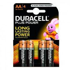 Baterías desechables alcalinas para TV y Home Audio AA sin anuncio de conjunto