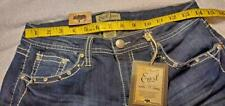 EARL JEANS Embellished Rhinestone SHORTS  NEW WITH  TAGS  SIZE 8 NWT  #B17-2