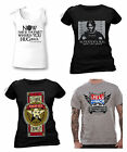 OFFICIAL T Shirt Supernatural Winchester Brothers Sam Dean Ladies Vest Unisex