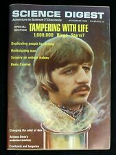 Beatles Science Digest Magazine-Ringo Cover Story-Strange-1969-ESTX