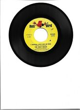 "1964 THE JELLY BEANS ""I WANNA LOVE HIM SO BAD"" 45 rpm 7"""