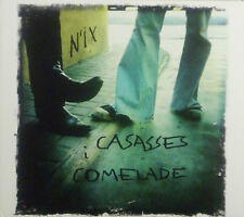 CD + DVD CASASSES J'AI COMELADE - n'ix