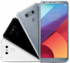 LG G6 H871 Platinum Android 32GB 13MP GSM Smartphone AT&T