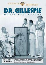 Dr.Gillespie Film Collection DVD 1942-1947 Lionel Barrymore 6 Auf 3 Scheiben