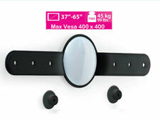 """Slimmest TV Wall Bracket Mount for 40"""" to 65"""" Max Weight of 45Kgs Vesa 400 x 400"""
