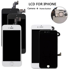 For iPhone 6 6s 6s Plus LCD Screen Touch Replacement Home Button with Camera