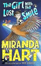 The Girl with the Lost Smile by Miranda Hart (Hardback, 2017)