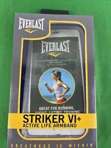 Everlast Striker VI+ Active Life Armband for Mobile Phones,Purple, EV5634