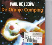 Paul de Leeuw- De Oranje Camping cd single