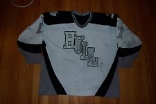 QMJHL  Hull Olympiques Alexandre Audet 1996/97 vintage game worn used jersey