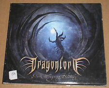 DRAGONLORD - BLACK WINGS OF DESTINY - CD DIGIPAK
