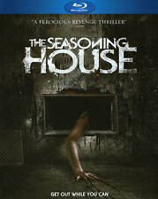 The Seasoning House BLU RAY---  HORROR -FREE SHIPPING