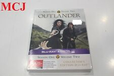 Outlander Season 2 Collector's Edition Blu-ray Region