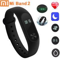 Original Xiaomi Mi Band 2 Fitnesstracker Fitnessarmband Smart Watch Armband NEU