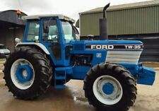 Ford New Holland TW5 TW15 TW25 TW35 Tractor Service Repair Technical Manual