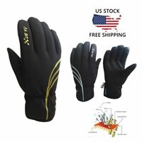 Winter Snow Ski Gloves Waterproof Windproof Warm Screen Touch fit Men and Women
