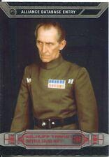 Star Wars Chrome Perspectives Base Card #28R Wilhuff Tarkin