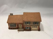 Vintage HO Scale House Ideal Models Illuminated Structure Split Level B253