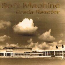 Soft Machine Breda Reactor Live Netherlands 1970 CD NEW SEALED Robert Wyatt