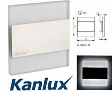 Kanlux 12V LED Bed Living Hall Room Wall Mounted Daylight Recessed Light Fitting