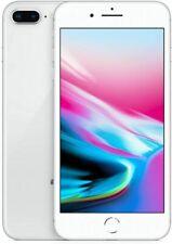 Apple iPhone 8 Plus Silver 256GB (Factory Unlocked) Smartphone
