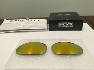 NEW Oakley X-metal Juliet Replacement Lens: Fire Iridium POLARIZED, 16-825
