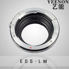 YEENON Canon EOS Lens to Leica M  Mount Adapter  (No rangefinder coupled )