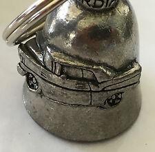 Guardian Biker Bell --Vintage Chev         E020405