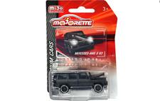 Majorette Mercedes Benz G63 AMG Matte Black 1/64