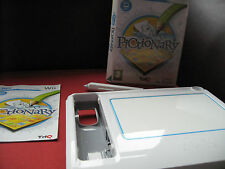 Nintendo Wii U Draw U-DRAW Pictionary Game - Complete with Tablet -  FREE P+P