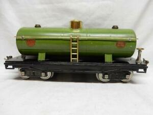 PREWAR LIONEL LINES NO. 215 STANDARD GAUGE  TANK or OIL CAR