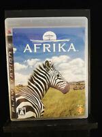 Afrika - Playstation 3 - 2008 - Japan PS3 Import