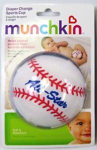 Munchkin Diaper Change Sports Cup (All-Star Baseball)