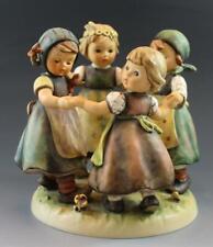 Goebel Hummel Figural Group 'Ring Around the Rosie' #348 Tmk5