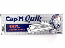 CAP-M-QUIK Capsule Filling Machine - FILLER Only for '00' Capsules