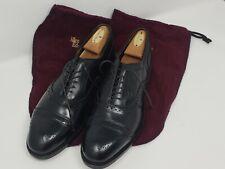 Allen Edmonds McAllister Oxford Black size 8 1/2 Men's Shoes