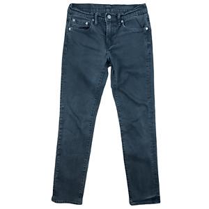 Levi's 511 Women's Jeans Slim Fit Black Jeans W28 L30 Excellent Condition Slim