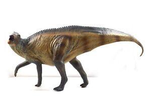 PNSO Rare Shantungosaurus Dinosaur Model Scientific Art Hadrosaurus Figure 15''
