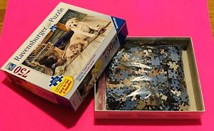 2019 Ravensburger Ruff Day Labradors 750 Piece Jigsaw Puzzle COMPLETE
