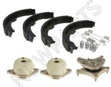 Mercedes C215 C216 W221 CL550 S550 4Matic Parking Brake Shoe & Engine Mounts OEM